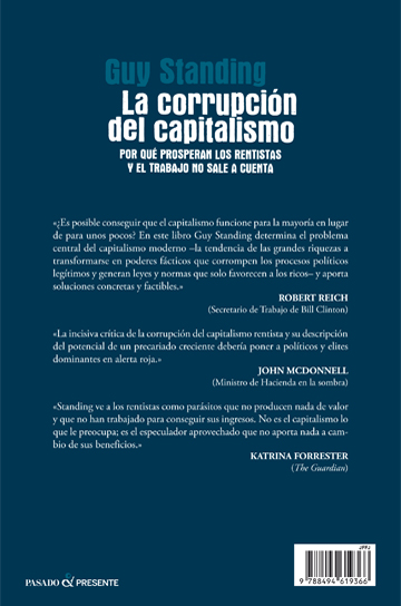 booklibraries LA CORRUPCIÓN DEL CAPITALISMO